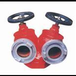 双阀双出口室内消防栓--采招网