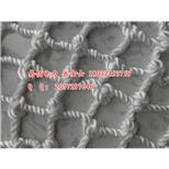【防坠网安装方法】白色丙纶高强丝防坠网厂家供应--中国采招网