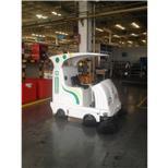 驾驶式电动清扫车--中国采招网