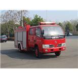 东风2吨水罐消防车--采招网