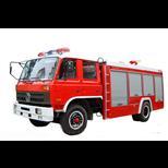 东风153水罐消防车--采招网