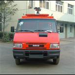 依维柯抢险救援车--采招网