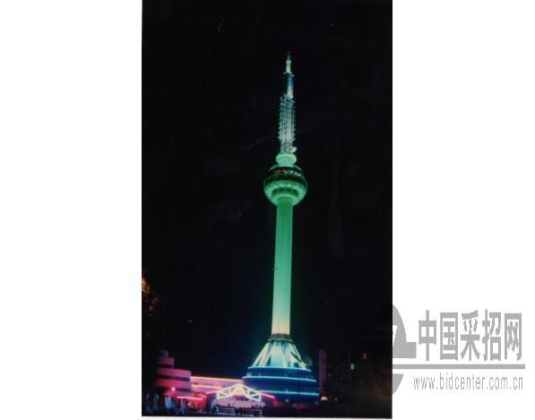 电视塔钢结构工程施工及设备安装工程-钢结构-中国采